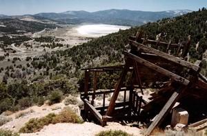 Baldwin Lake BIg Bear Mines