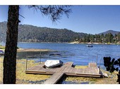 Big Bear Lakefront homes for sale