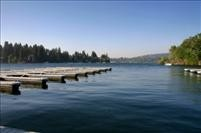 Big Bear lakefront marina