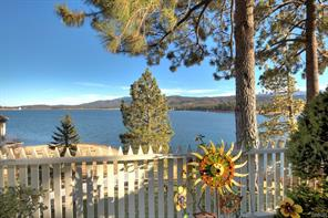 Big Bear lakefront - Fawnskin