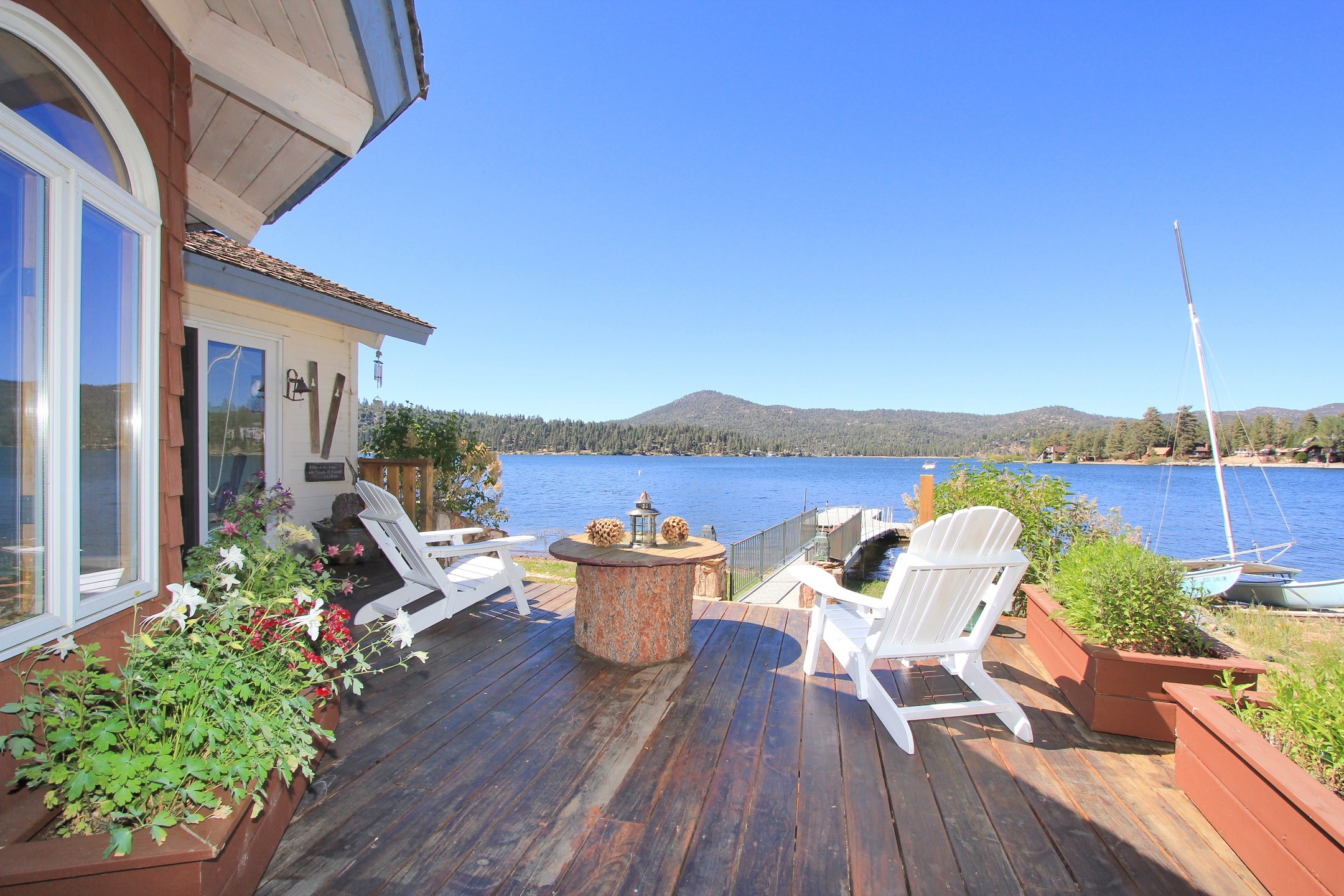 lakefront ask rental lake when cabins to in a big bear cabin blog beach sun ortega booking questions
