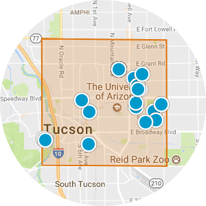 U of A Real Estate Map Search