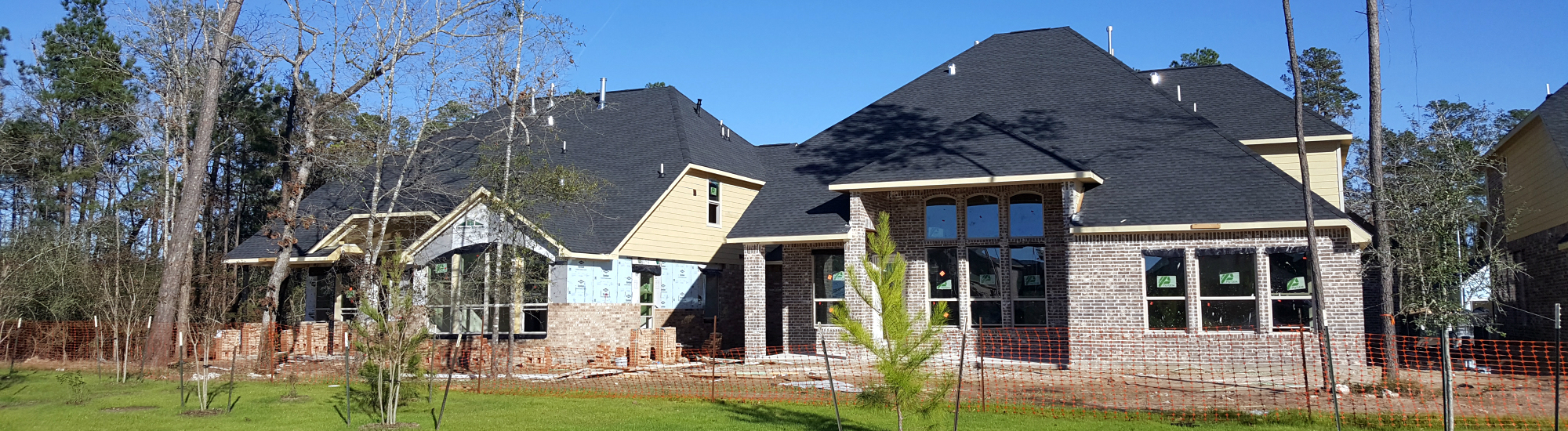 New Construction Homes The Woodlands Tx