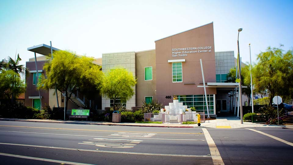 san ysidro higher education center in south bay san diego