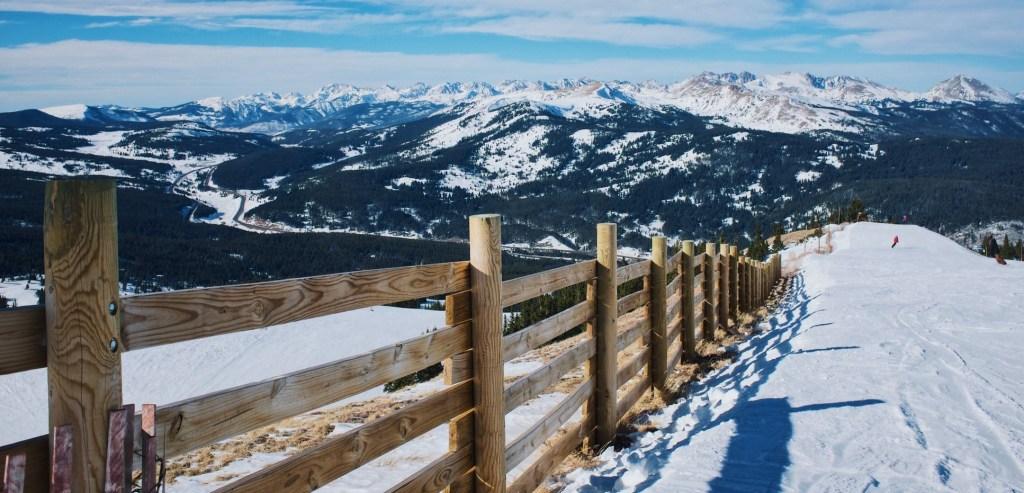 Breckenridge Ski Resort Slope