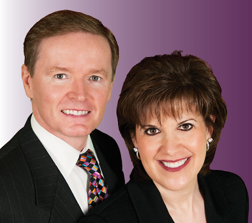Bob & Ronna - Top 1% of REALTORS in the Nation!