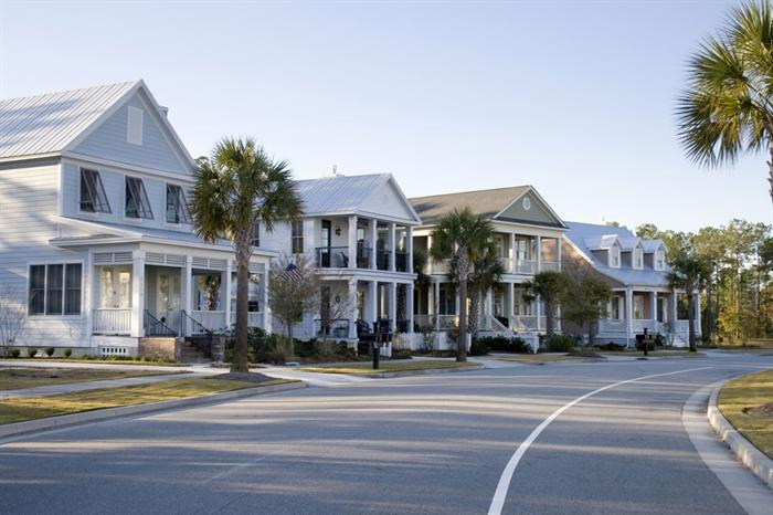 Parkside at Mayfaire Homes, Wilmington NC Real Estate, Intracoastal Realty