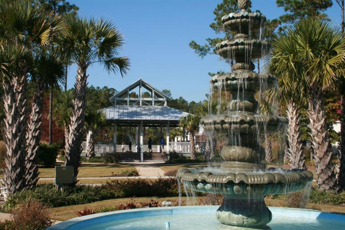 Parkside at Mayfaire Fountain, Wilmington NC Real Estate, Intracoastal Realty