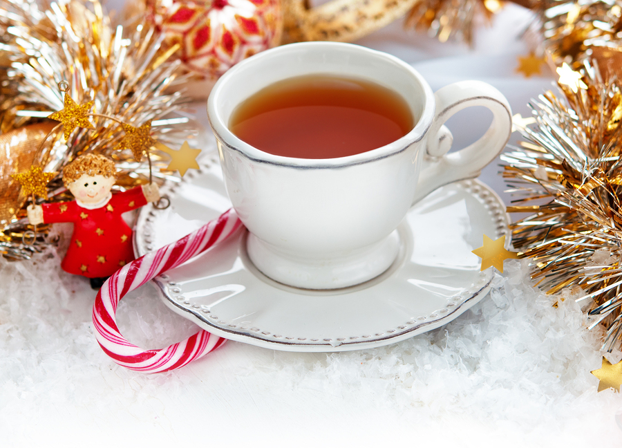 Christmas Tea - A Reason to Call Norton Commons Home