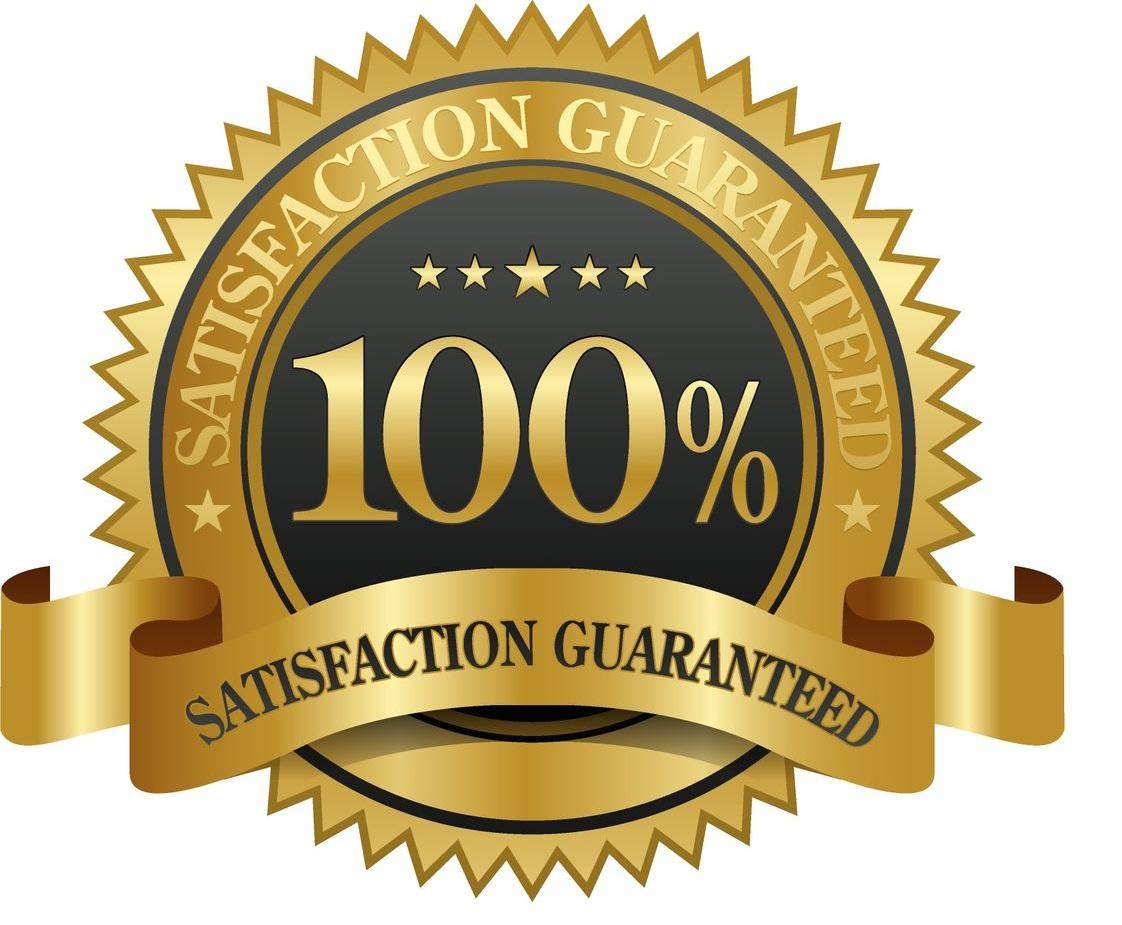 SATISFACTION GUARANTEED Graphic 1