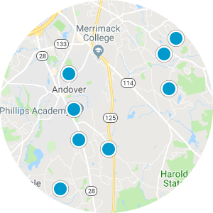North Reading Real Estate Map Search