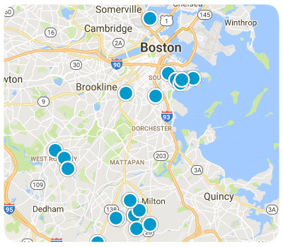 Boston Condos For Sale Online Map Search