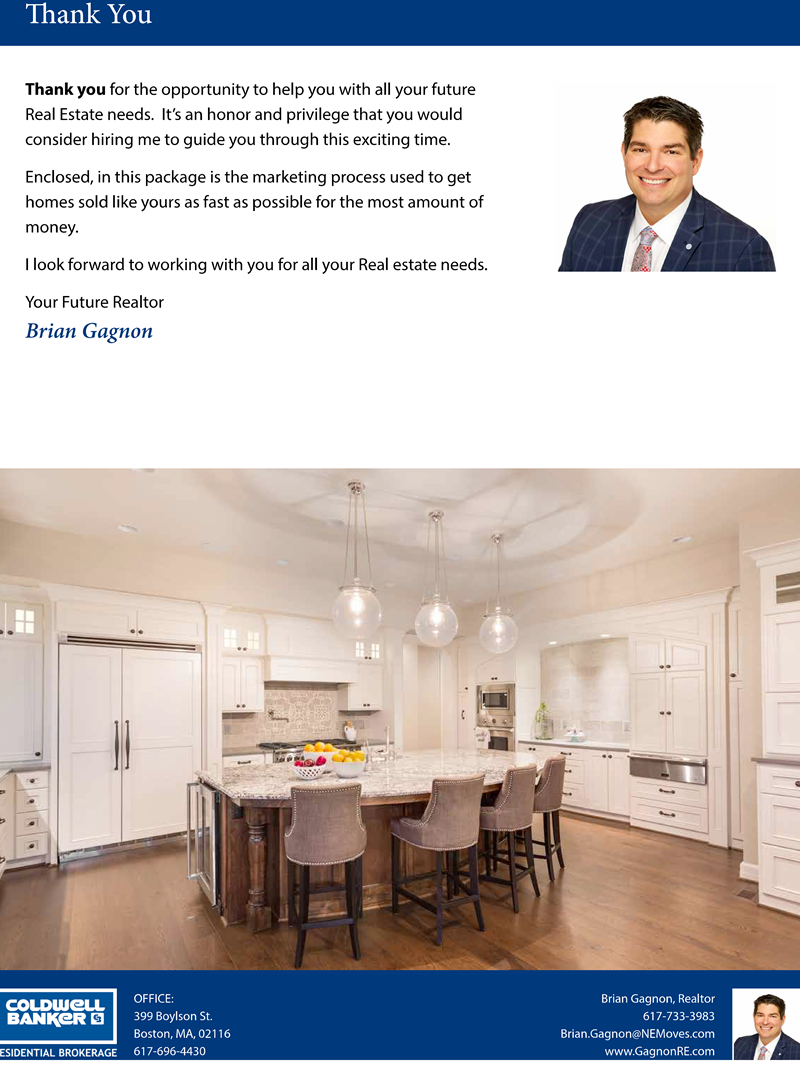 Brian Gagnon Selling Your Boston Home For More 2