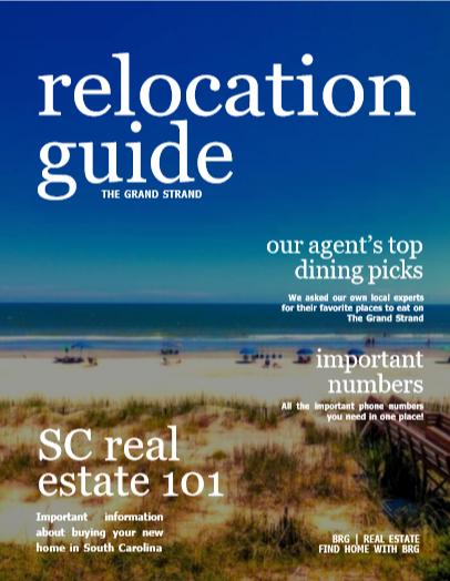 Relocation Guide-The Grand Strand