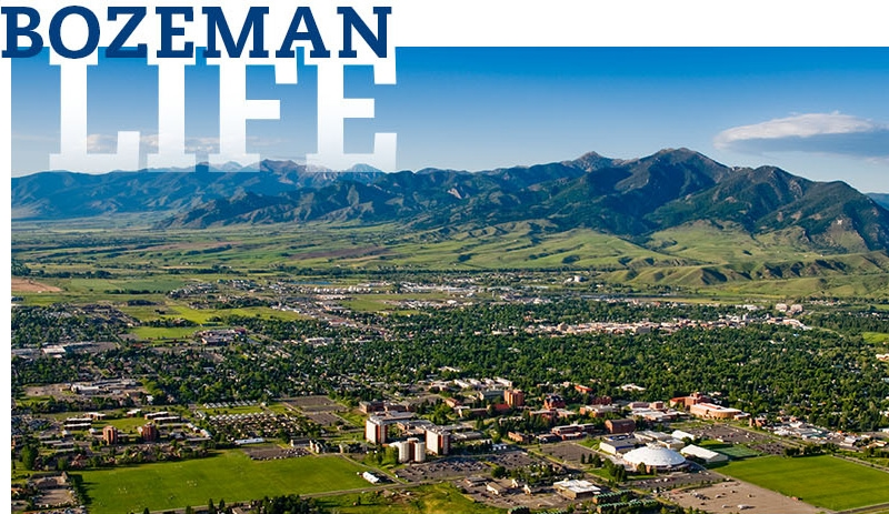 Bozeman, Montana in the news!!