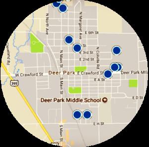 Deer Park Real Estate Map Search