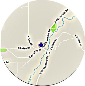 Elk Real Estate Map Search