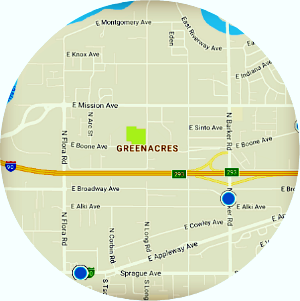 Chattaroy Real Estate Map Search