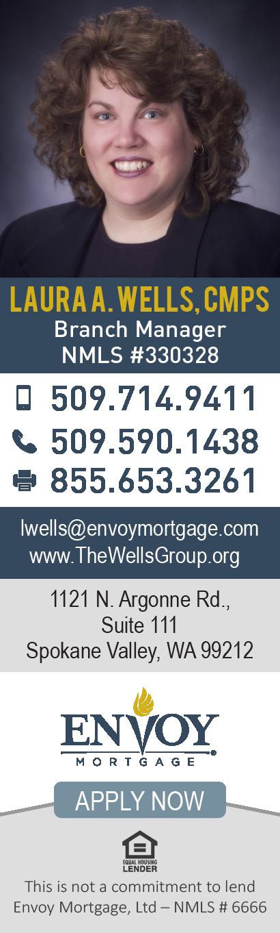 Laura Wells - Envoy Mortgage