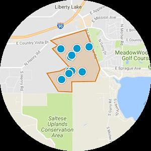 Legacy Ridge Real Estate Map Search