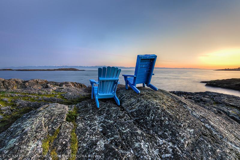 Oceanfront seats