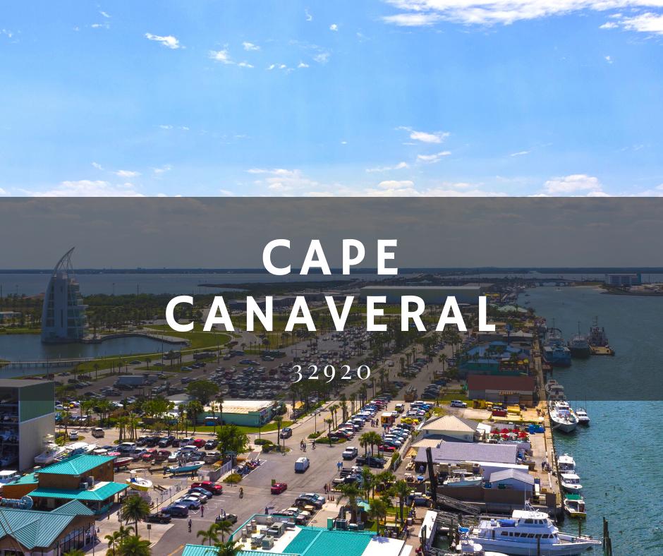 Cape Canaveral Real Estate
