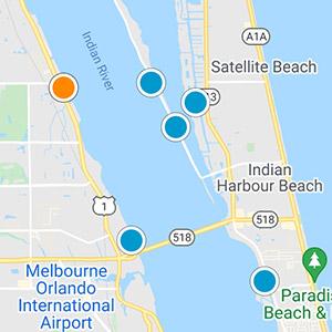 brevard fl mls map