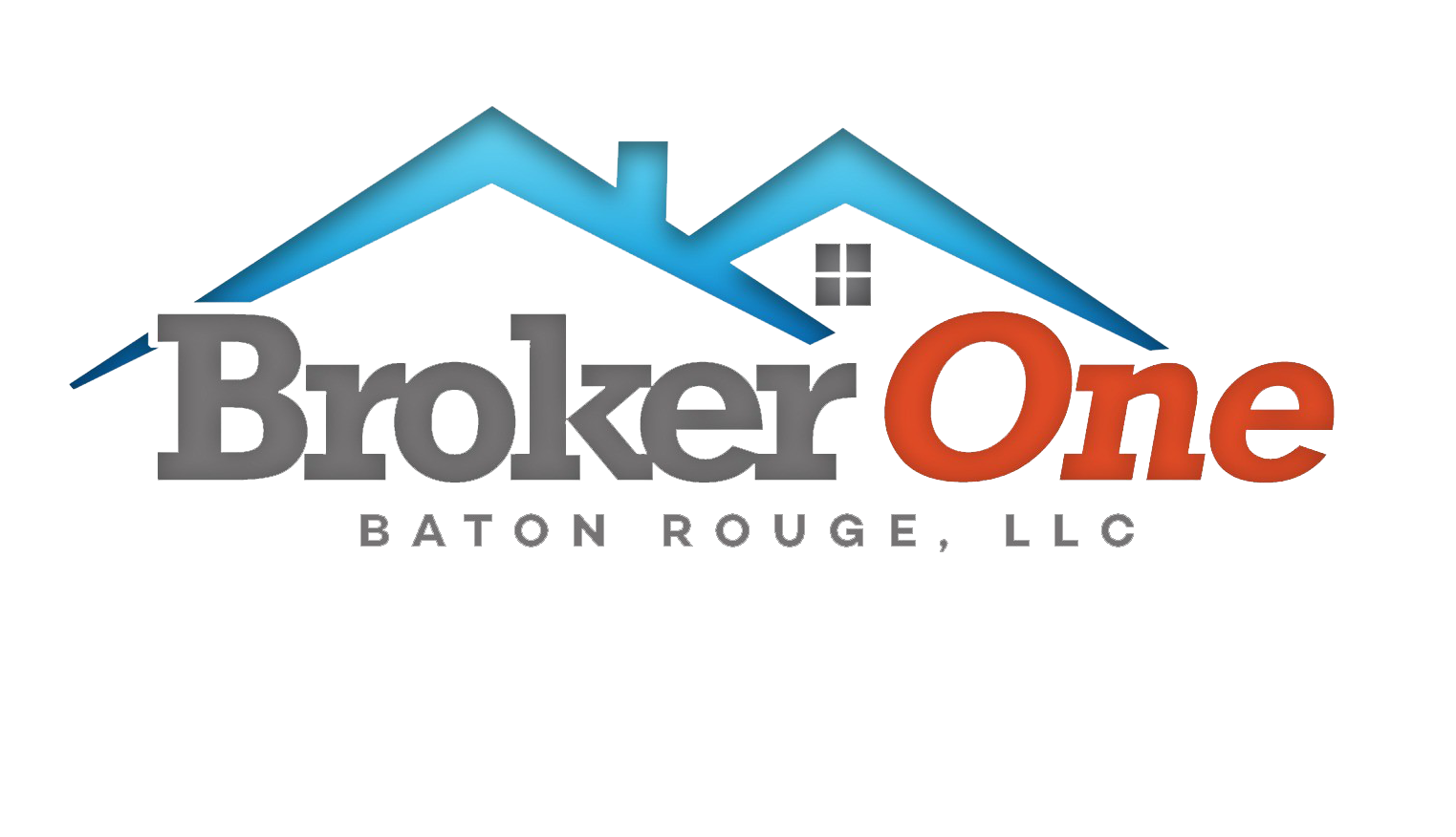 Broker One Baton Rouge Logo