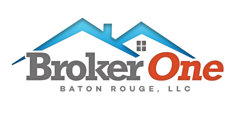 Broker One Baton Rouge Logo