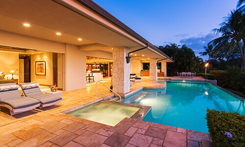South Florida Homes With Pools