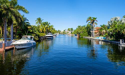 South Florida Intercoastal Homes