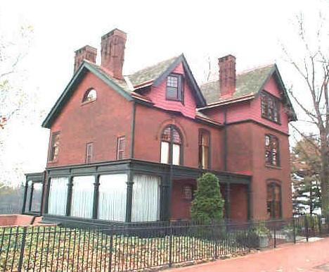 Grundy Mansion Bristol PA