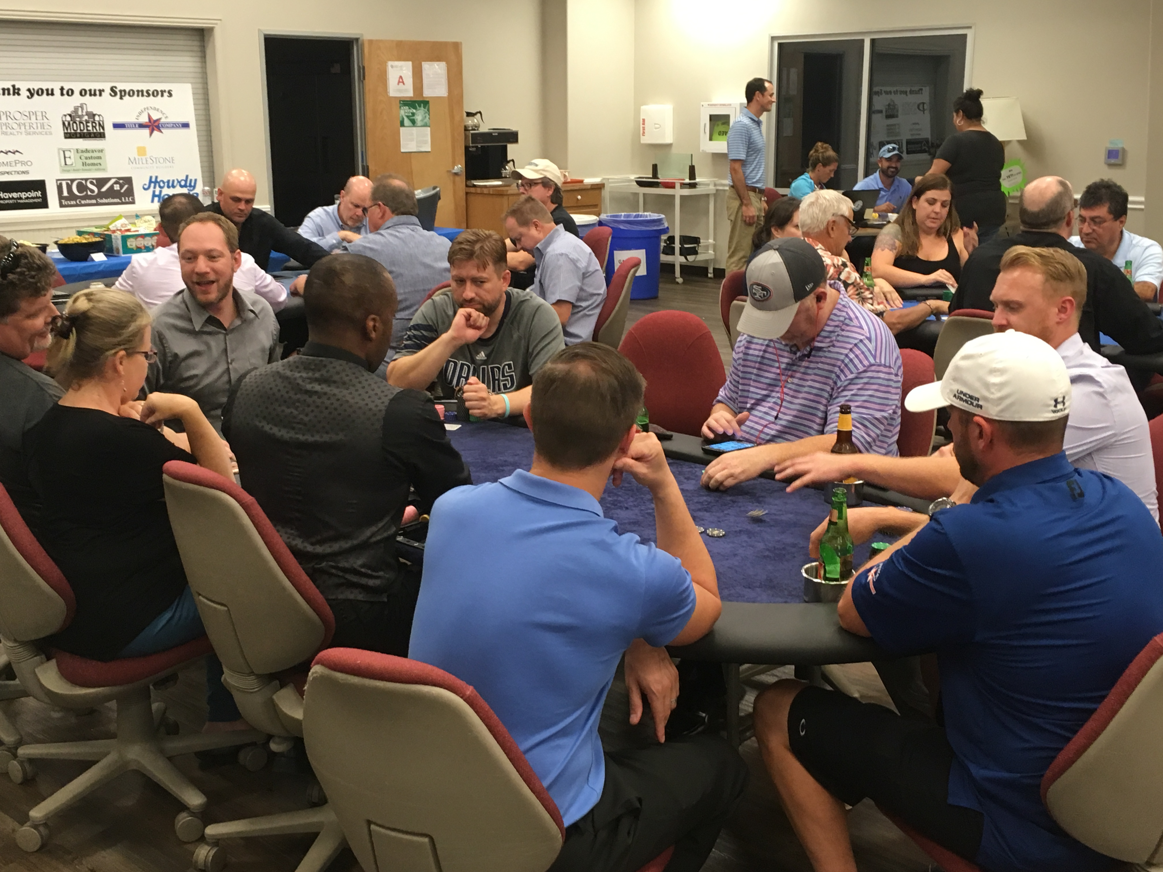 Cards 4 Kids Poker Tournament 2017
