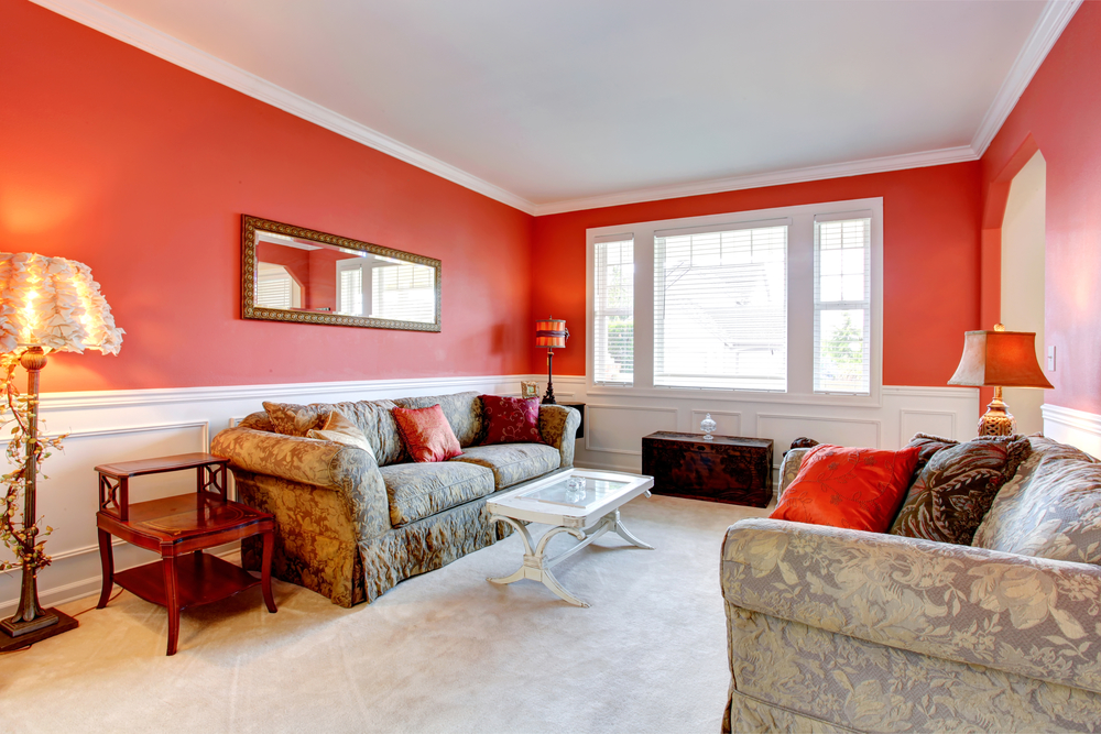 Finding The Perfect Paint Color For Your Living Room