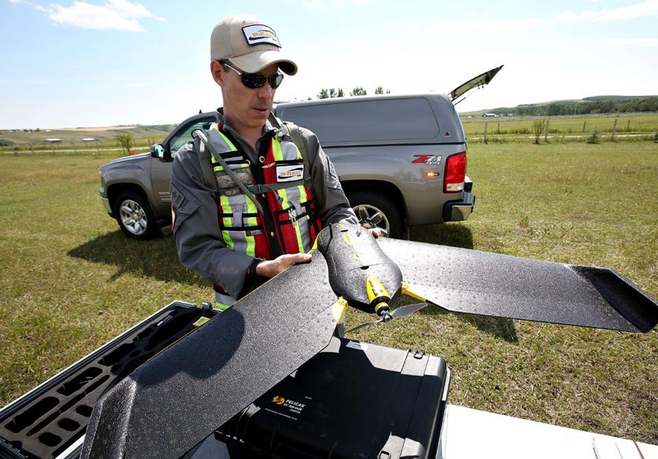 Drones Are Assisting Hays County Officials With Home