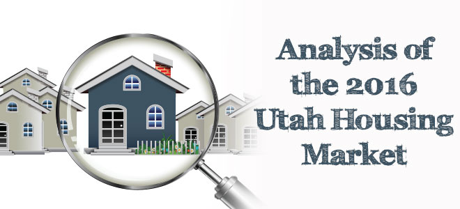 Analysis of 2016 Utah Housing Market