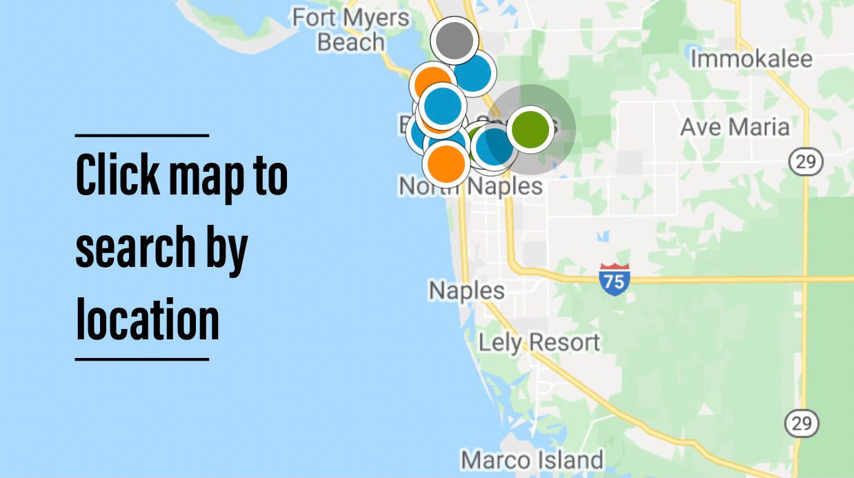 SWFL Map Search