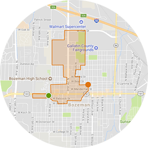 Midtown District Real Estate Map Search