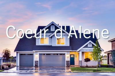 Coeur d'Alene  Idaho, real estate for sale by Laurel Jonas