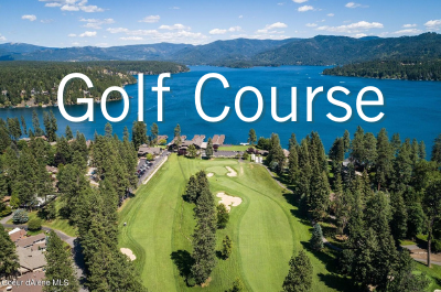 Golf Course Homes for sale in Coeur d'Alene Area North Idaho