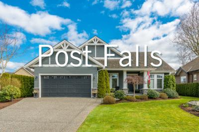 Post Falls  Idaho, real estate for sale by Laurel Jonas