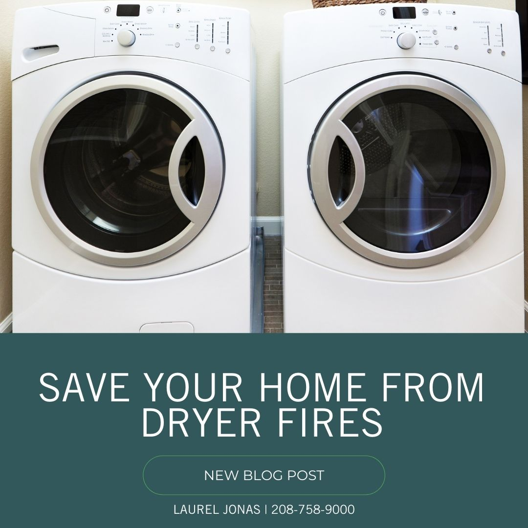Save Your Home From Dryer Fires_Laurel Jonas Blog