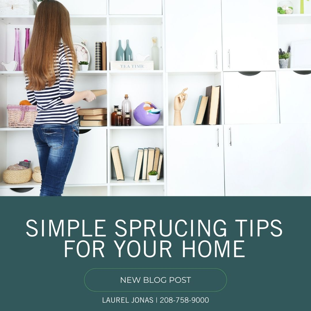 Simple Sprucing Tips For Your Home_Laurel Jonas Blog