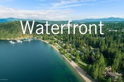 Waterfront homes for sale in Coeur d'Alene Area North Idaho