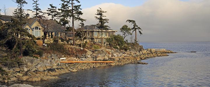 Oceanfront Qualicum Real Estate