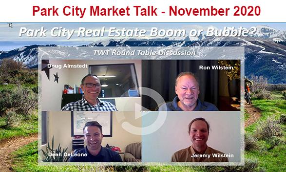 November 2020 Park City Market Talk