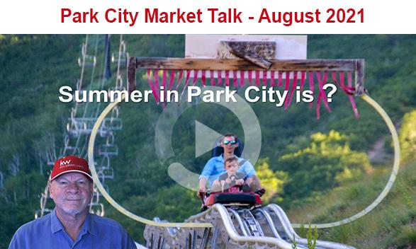 August 2020 Park City Market Talk