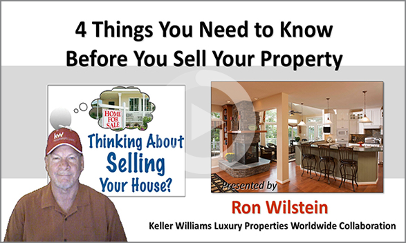 4 things to know before you sell
