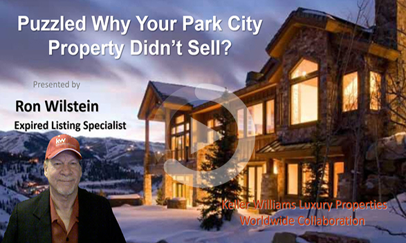 Discover Why Your Park City Property Didn't Sell When it Was Listed Webinar