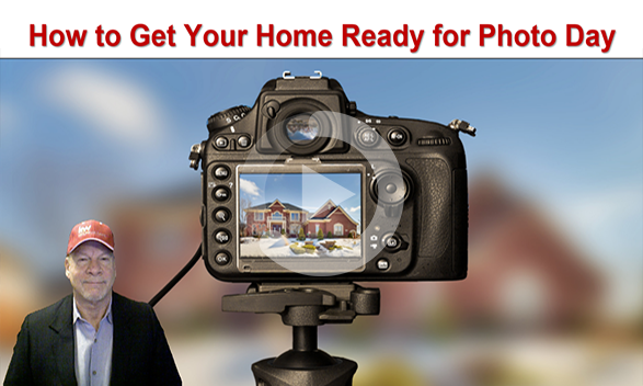 how to get your home ready for photo day